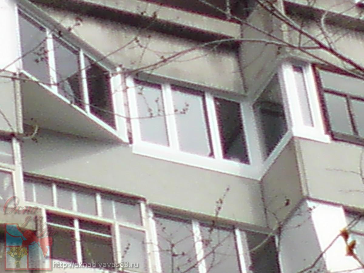 Остекление балконов в тольятти. остекление и отделка лоджий.